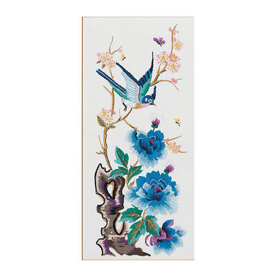 ANCHOR   Embroidery Kit: Chen Yang Oriental Bird and Flowers   PE700