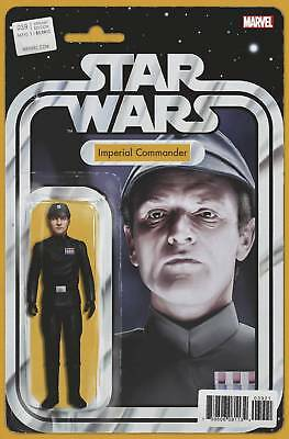 Star Wars #39 Action Figure Variant Cover 11/22/17