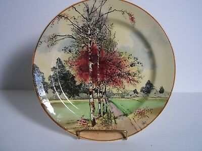 "Royal Doulton Series Ware 10 1/4"" Plate Autumn Glory"
