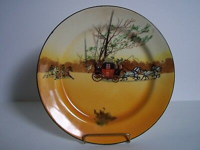 Royal Doulton Series Ware Serving Plate Coaching Days