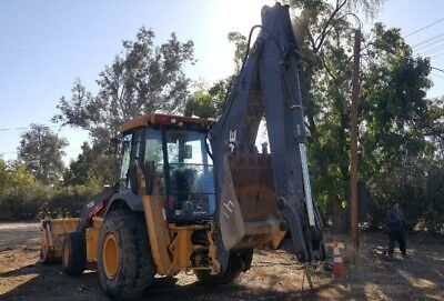 2013 Deere 710K Air Conditi, Power Shift 4In 1 Clam Front 130Hp 6 Cyl Backhoe