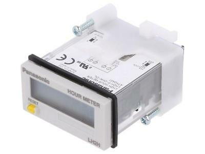 LH2H-F-DHK-DL Counter electronical working time Display LCD -10÷55°C