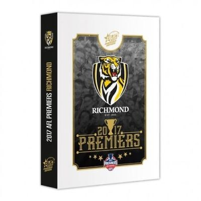 2017 AFL SELECT RICHMOND PREMIERSHIP SET OF 25 CARDS limited edition