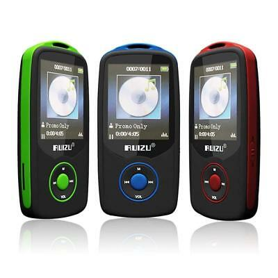 "1.8"" TFT Bluetooth MP3 MP4 Player support TF card WITH 4G Built in FM Radio YT"