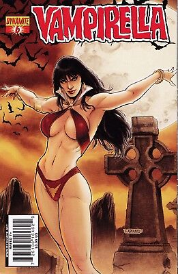 VAMPIRELLA (2010) #6 New Bagged