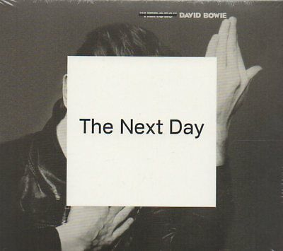 (PT3) David Bowie, the next day, 2013 remastered rock  cd album NEW/SEALED