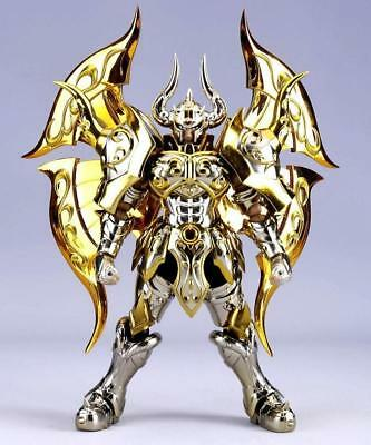 God Taurus Saint Seiya Myth Cloth Soul of God EX Taureau Aldebaran Figurine