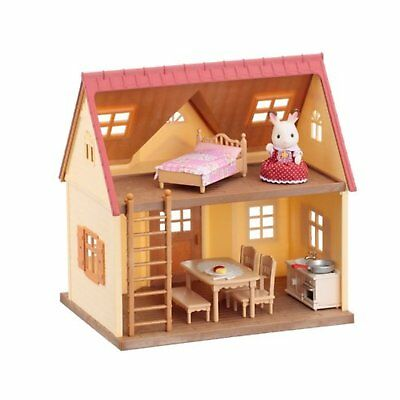 Sylvanian Families Cosy Cottage Starter Home Perfect Doll House for Kids New