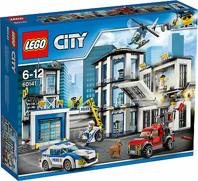 Neu LEGO 60141 City: Polizeiwache 5182159