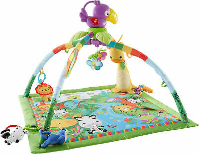 Neu Mattel Fisher-Price - Rainforest Erlebnisdecke 6632565