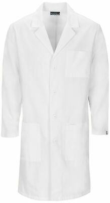 "Cherokee 1446A 40"" Unisex Lab Coat Medical Uniforms Scrubs"