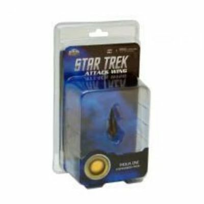 HeroClix Star Trek Attack Wing - Tholia One Expansion Pack