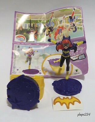 DC Super Hero Girls MAXI 2017 - BATGIRL + BPZ (SEB18)