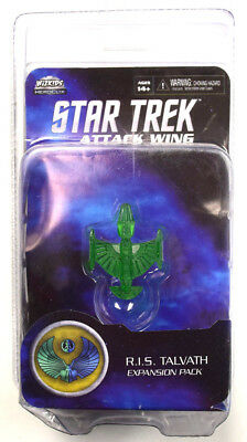 HeroClix Star Trek Attack Wing - R.I.S. Talvath Expansion Pack