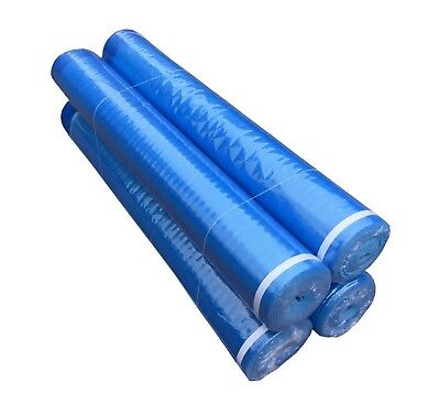 3in1-3mm-400sqft-Super Vapor Barrier foam UNDERLAYMENT Self-sealing Lip and Tape