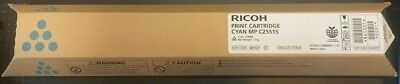 Ricoh 841521 Cyan Toner Cartridge - Genuine
