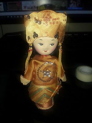 Vintage Chinese Doll by Universal