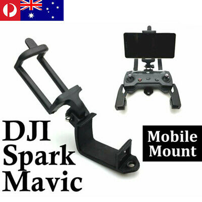 Front View Phone Bracket Mount Holder For DJI Mavic Pro / Spark FPV RC Accessory