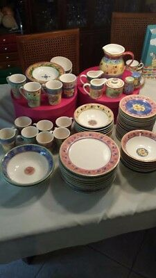 Sweet Shoppe by Sango Dinnerware excellent