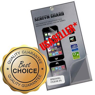 Screen-Protector-For-iPhone-5 (4-Pcs-Clear for 5-5S-5C-SE)