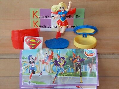 DC Super Hero Girls  Maxi-Ei  2017   SUPERGIRL  SEB20   +BPZ+AaF