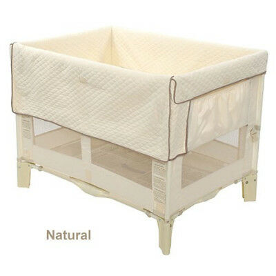 Arm's Reach Co-Sleeper Bassinet (not mini, standart size), gently used, natural