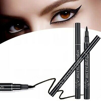 Black Eyeliner Waterproof Liquid Eye Liner Pencil Pen Make Up Beauty Comestic