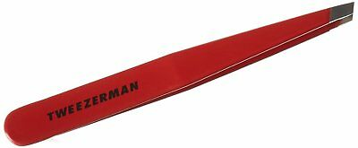 Tweezerman  Slant Tweezers, RED  -Full size SALE SALE