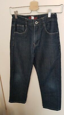 lovely boys GEOEGE blue jeans age 10-11 years