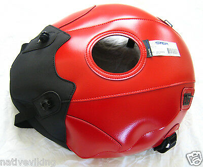 Triumph SPEED TRIPLE 1050 2011-13 Bagster TANK COVER in STOCK red BAGLUX 1621A