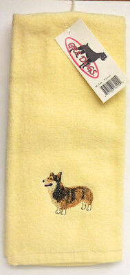 Corgi Dog Tea Towel, 16 In. X 24 In. Gr8 Dogs Item 18290