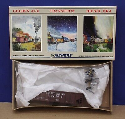 Walthers 932-3054 HO 36' Woodchip Hopper Kit Southern NIB OOP Sealed