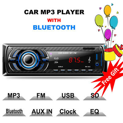 "7010B 7"" Double 2Din Car Touch Screen MP5 Player Stereo Radio Bluetooth Camera"