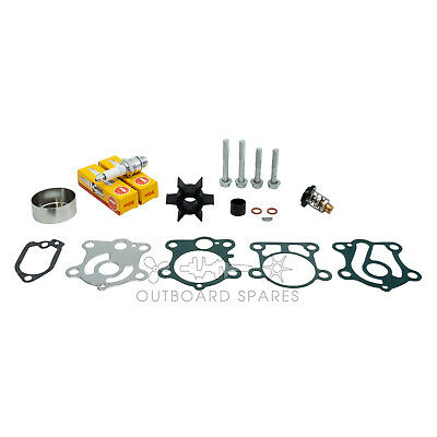 Yamaha Annual Service Kit for 40, 50hp 2 Stroke Outboard