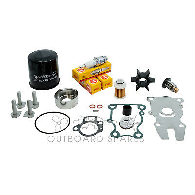 Yamaha Annual Service Kit for 50, 60hp 4 Stroke Outboard