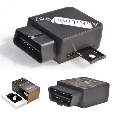 Car OBD2 II 16Pin Tracking System Device Realtime GPS Tracker with LED Indicator