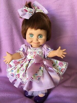 Galoob Baby Face Doll So Shy Sherry In All Brand New Clothing And Shoes