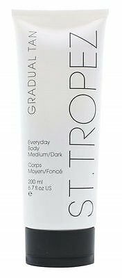 St Tropez Gradual Tan Body Lotion Medium/dark 200Ml