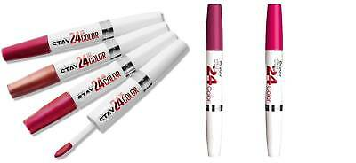Maybelline Superstay 24Hr Color Lipstick *choose Your Colour* New
