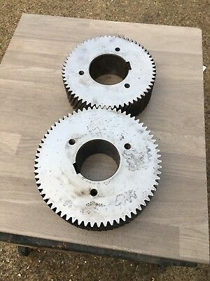 Ingersoll Rand Air Compressor Gear Set Xp1400 36745800 67Teeth 60 Teeth Incvat