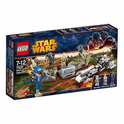 "LEGO® 75037 Star Wars™ ""Battle on Saleucami"" Battle Pack NEU & OVP"