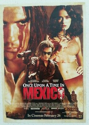 "Promotional 7"" X 11"" Australian Release Movie Flyer - The Exorcist D/Cut (1998)"