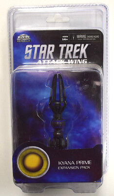 HeroClix Star Trek Attack Wing - Kyana Prime Expansion Pack