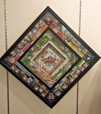 Charles Fazzino Limited Edition - New York Monopoly (Wall Display) # 784/2000