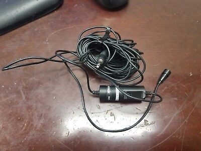 Audio-Technica ATR3350 Omnidirectional Condenser Lavalier Microphone