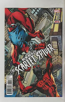 Marvel Comics Ben Reilly The Scarlet Spider #4 August 2017 1St Print Nm