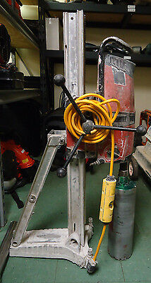 (RI2) Hilti Prospecting Core Drill with Stand - FOR LOCAL PICK-UP