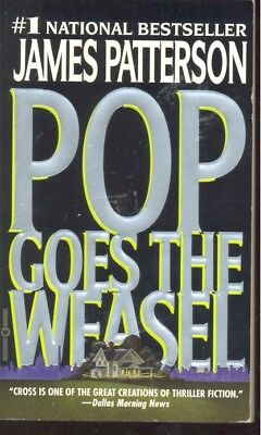 Pop Goes the Weasel No. 5 by James Patterson (2000, Paperback)