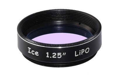 "ICE LiPo 1.25"" Telescope Filter Light Pollution Reduction for Night Sky / Star"