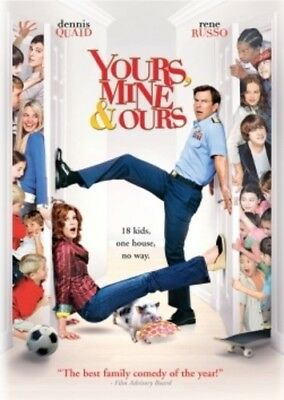 Yours, Mine And Ours [New DVD] Collector's Ed, Special Edition, Subtitled, Wid